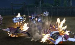 Samurai Warriors Chronicles - 3