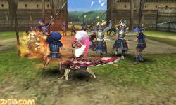Samurai Warriors Chronicles 3DS - 1
