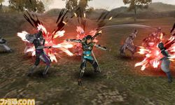 Samurai Warriors Chronicles 3DS - 3