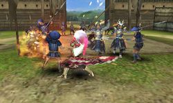 Samurai Warriors Chronicles - 9