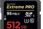 SanDisk SDXC 512 Go