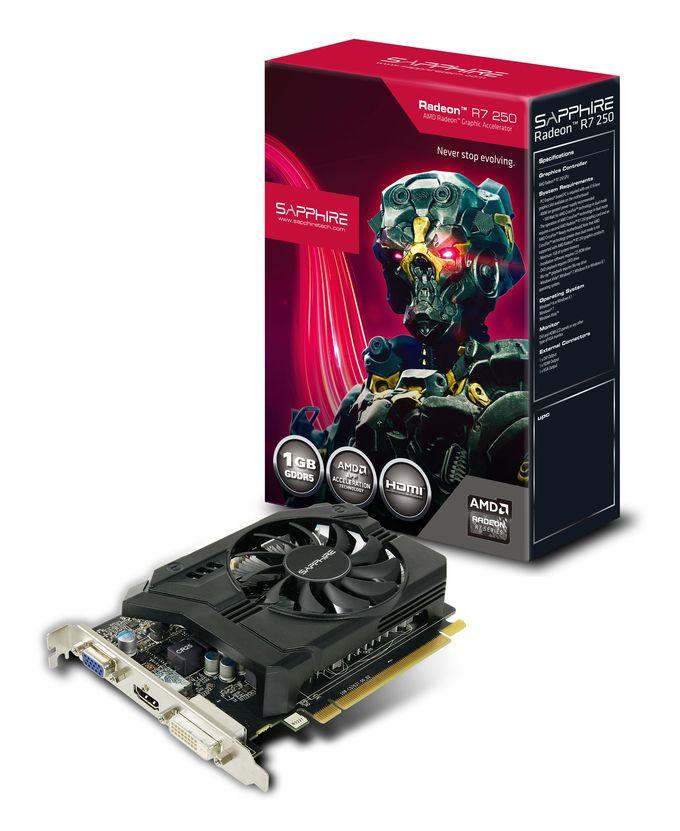 Sapphire Radeon R7 250