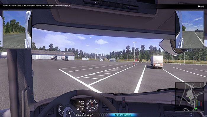 Scania Truck 2018 >> Scania Truck Driving Simulator screen1