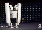 Schaft robot bipède