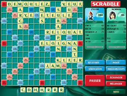 Scrabble Deluxe screen 2