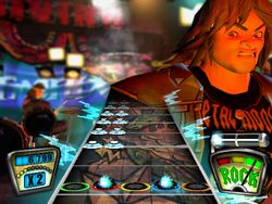 Screenshot guitar hero 3