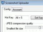 Screenshot Uploader : un clic suffit pour partager vos captures d'images