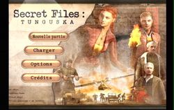 Secret Files Tunguska Wii