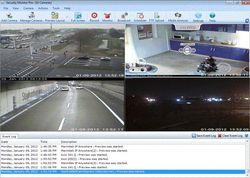 Security Monitor Pro screen2