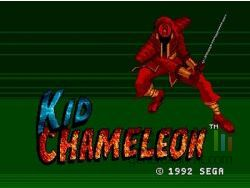 Sega Mega Drive Collection - Kid Chameleon - Image 1