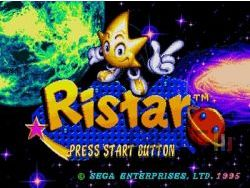 Sega Mega Drive Collection - Ristar - Image 2