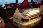 Sega Rally - borne arcade - 1