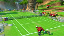 Sega superstars tennis image 1