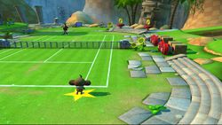 Sega superstars tennis image 2