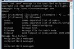 Sent : envoyer des messages en LAN