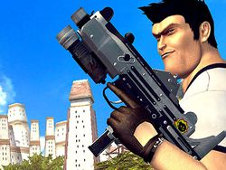 Serious Sam - artwork