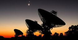 seti radiotelescopes