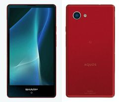 Sharp Aquos mini SH-M03 rouge