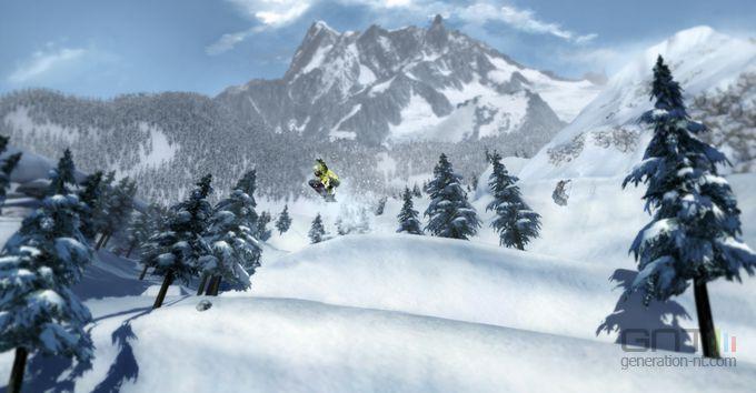 Shaun White Snowboarding (2)