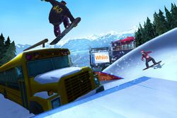Shaun White Snowboarding : World Stage - 3