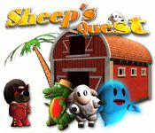 sheep's quest logo