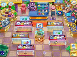 Shop Manager - Le grand aquarium de Jenny  screen 1