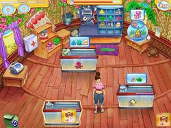 Shop Manager - Le grand aquarium de Jenny screen 2