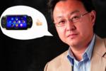 Shuhei Yoshida - PS Vita