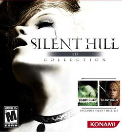Silent Hill HD Collection - pochette