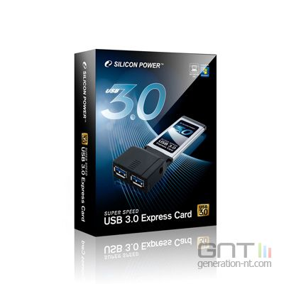 Silicon Power USB 3.0 Express Card