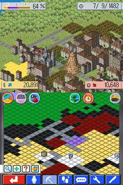 SimCity Creator DS   Image 1