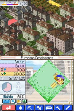 SimCity Creator DS   Image 3
