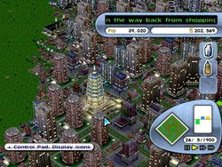 SimCity Creator Wii   Image 1