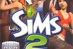 Les Sims 2 édition DVD jaquette