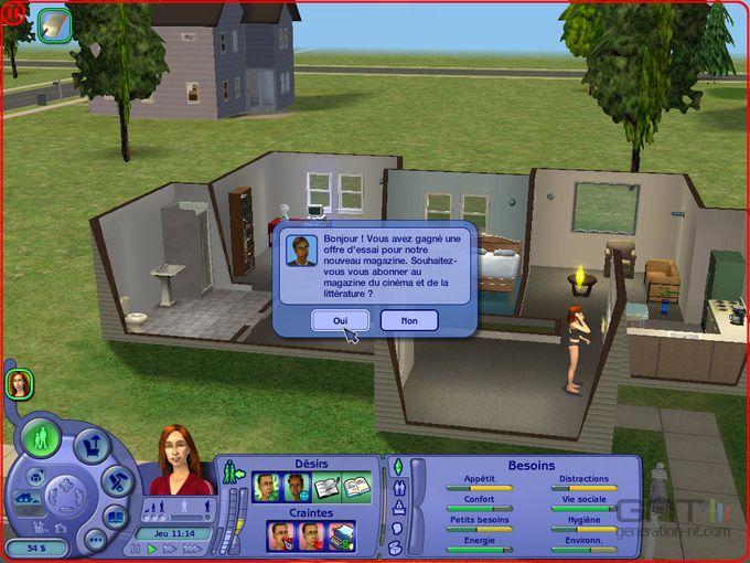 Les Sims 2 Quartier libre (10)