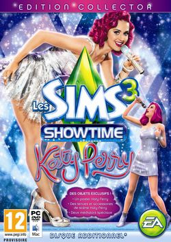 Sims 3 Showtime Katy Perry (1)