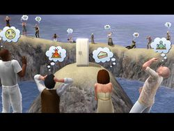Les Sims 3 Wii