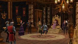 Les Sims medieval pirates & nobles (1)