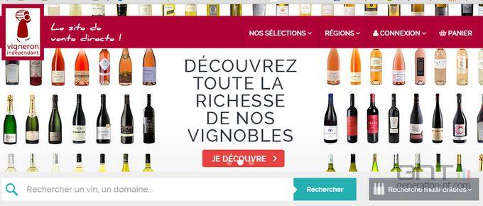 site syndicat vigneron
