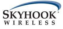 Skyhook Wireless logo