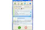 Skype 3 beta pour Windows interface (Small)