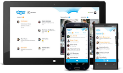Skype-android-4.0