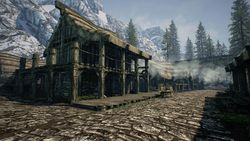 Skyrim Unreal Engine 4 - 1