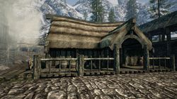 Skyrim Unreal Engine 4 - 2
