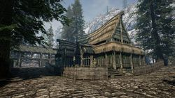 Skyrim Unreal Engine 4 - 5