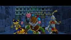 Sly Cooper Thieves in Time - 12
