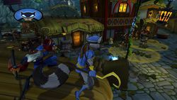 Sly Cooper Thieves in Time - 1
