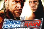 Smackdown Vs Raw 2009 - pochette
