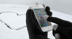 smartphone froid