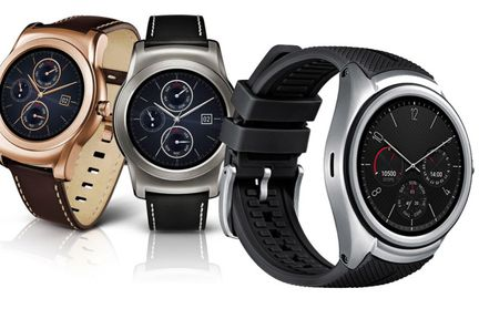 Smartwatch LG Android wear 2.0